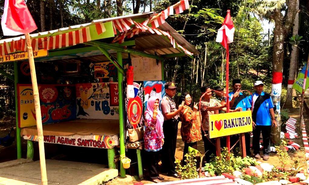 Gebyar Kampung KB Desa Bakurejo